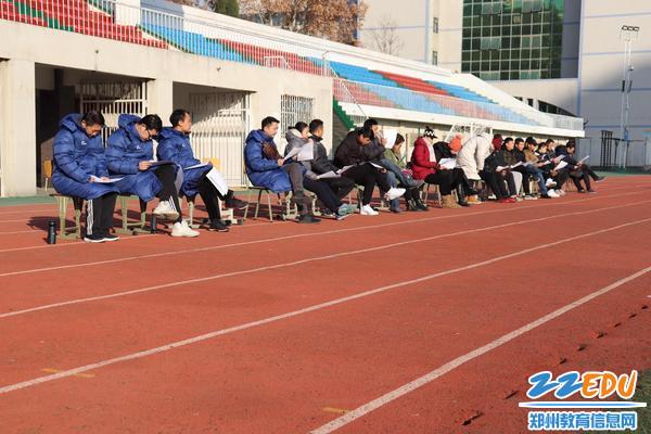 郑州市高中体育第四共同体教研活动在必发88举行