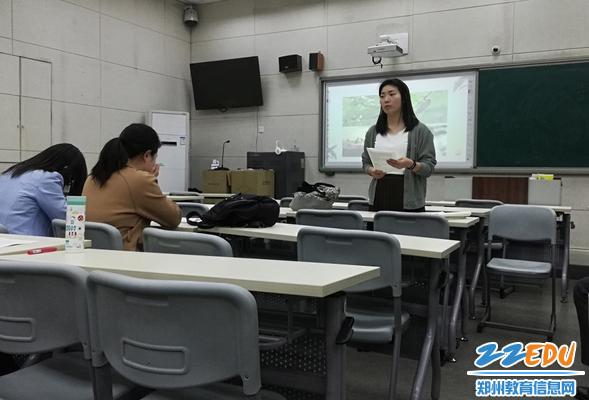 青出于蓝胜于蓝 必发88青年教师同课异构展示活动结束