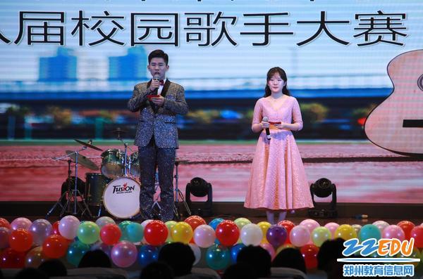 """""""音为初心·韶华筑梦""""——www.xf187.com第八届校园歌手大赛成功举办"""